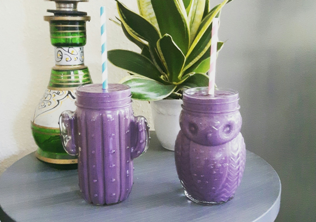 smoothie recipe berries