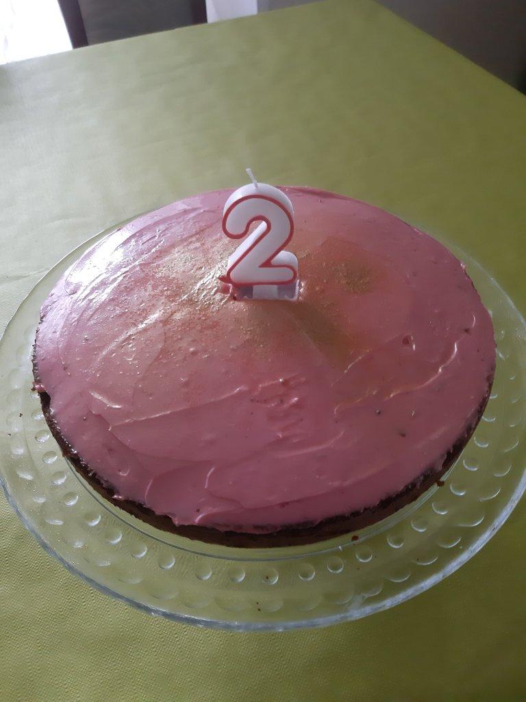 Recipe for chocolate hazelnut cake without flour