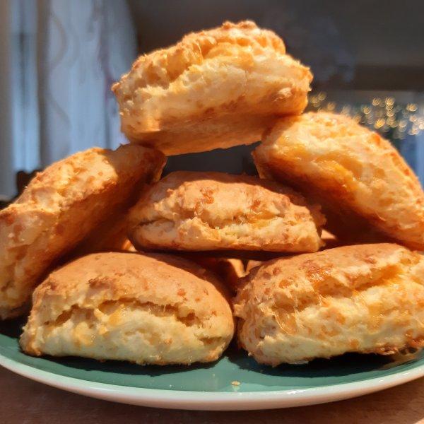 Recipe for scones