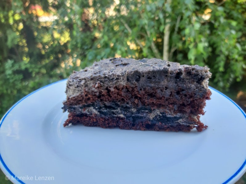 Recipe oreo cake