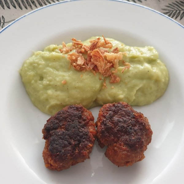 avocado mashed potato recipe